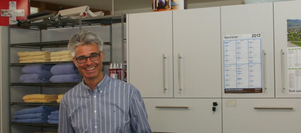 Die Osteopathie-Praxis in Lachen und Galgenen am Zürichsee